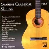 Spanish Classical Guitar (Vol. II) by Sergi Vicente