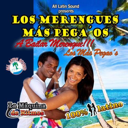 Los Merengues Más Pega´os by La  Maquina De Ritmos