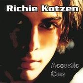 Acoustic Cuts by Richie Kotzen