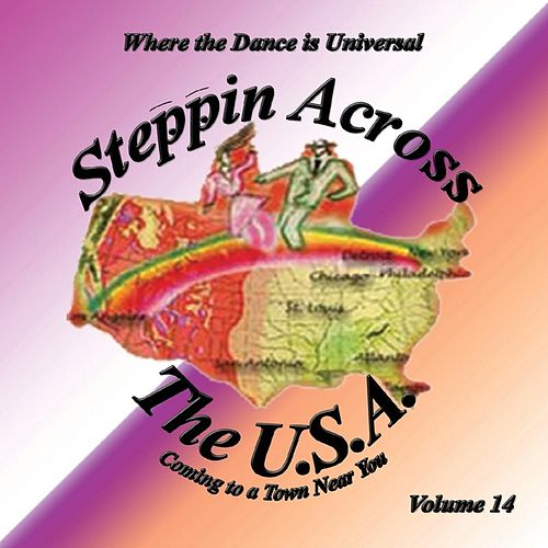 Steppin Across the Usa, Vol. 14 by Various Artists