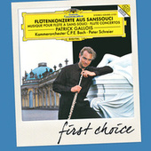 Flötenkonzerte aus Sanssouci von Patrick Gallois