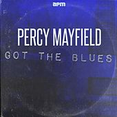 Got the Blues von Percy Mayfield