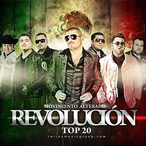 Revolucion Top 20 by Various Artists