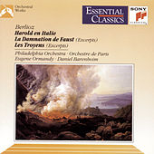 Berlioz: Harold in Italy, Three Orchestral Pieces From La Damnation de Faust, more by Various Artists