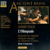 Vivaldi, A.: Olimpiade (L') [Opera] by Andrew Walker Schultze