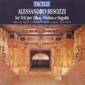 Besozzi: 6 trii per Oboe, Violino e Fagotto by Luca Vignali