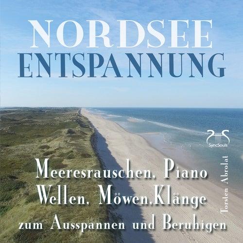 Nordsee Entspannung - Meeresrauschen, Piano, Wellen, Möwen, und Klänge zum Ausspannen und Beruhigen by Torsten Abrolat