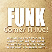 Funk Comes A-Live by Various Artists