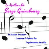 Le Meilleur De by Serge Gainsbourg