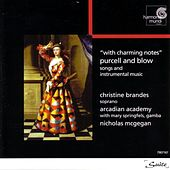 With Charming Notes - Purcell & Blow: Songs and Instrumental Music by Various Artists