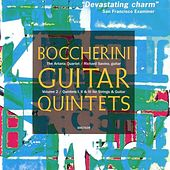 Boccherini: Guitar Quintets Nos. 1, 2 & 3 by Richard Savino and The Artaria Quartet