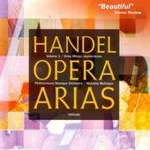 Handel: Opera Arias, Vol. 1 - Arias for Senesino by Various Artists