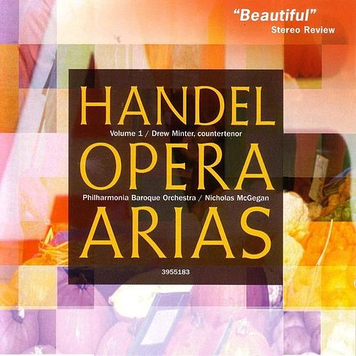Handel: Opera Arias, Vol. 1 - Arias for Senesino by Various Artists