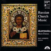 Russian Church Music by Various Artists