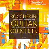 Boccherini: Guitar Quintets Nos. 4, 5 & 6 by Various Artists