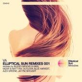 VA - Elliptical Sun Remixes 001 by Various Artists
