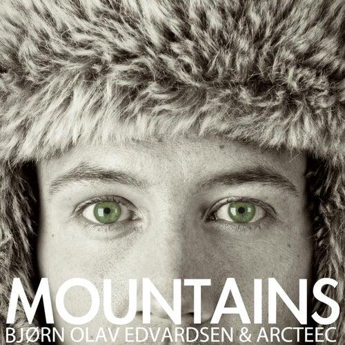 Mountains by Bjørn Olav Edvardsen