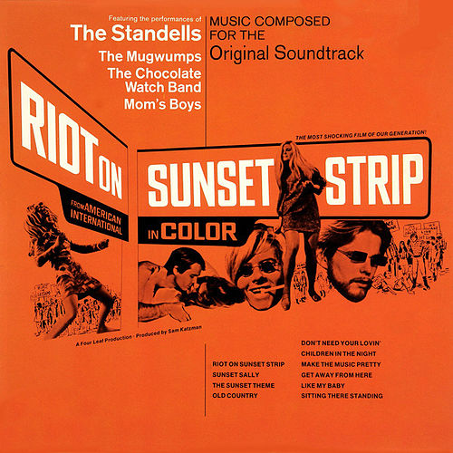 Riot On Sunset Strip by Various Artists