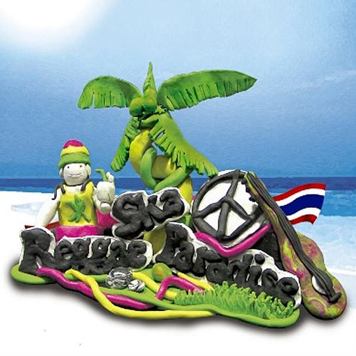 Thailand Reggae Ska Paradise by Various Artists