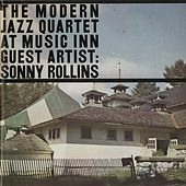 Live At Music Inn with Sonny Rollins by Modern Jazz Quartet