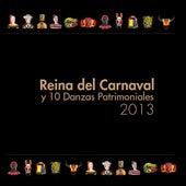 Reina Del Carnaval Y 10 Danzas Patrimoniales by Nicolas Tovar