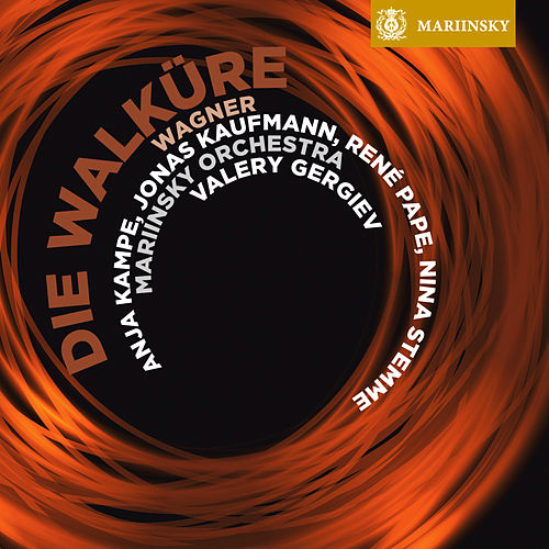 Wagner: Die Walküre by Valery Gergiev