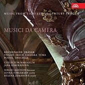 Musici da camera. Music from eighteenth century Prague by Various Artists