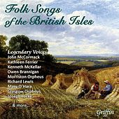 Folk Songs of the British Isles by Various Artists
