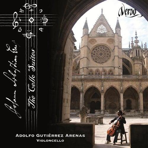 Bach, J S: Cello Suites Nos. 1-6 by Adolfo Gutierrez Arenas