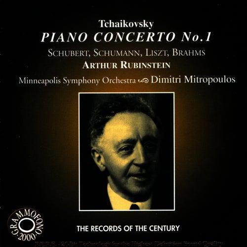 Tchaikovsky: Piano Concerto No. 1 by Arthur Rubinstein