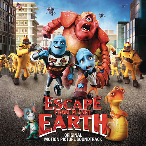Escape from Planet Earth by Various Artists