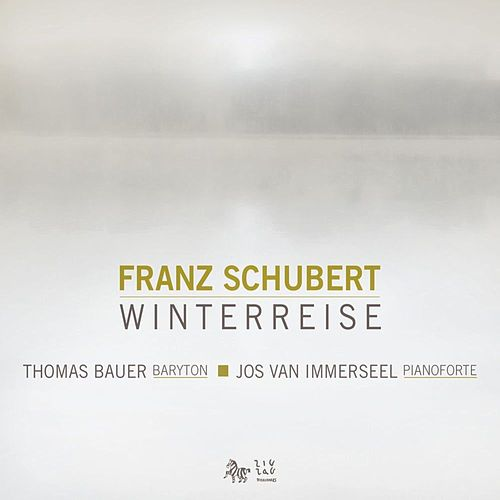 Schubert: Winterreise, D. 911 by Jos van Immerseel