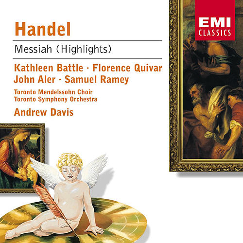 Messiah (Excerpts) by George Frideric Handel