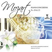 Piano Concertos Nos. 20 and 23 by Wolfgang Amadeus Mozart