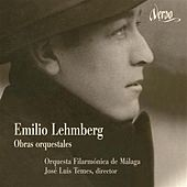 Lehmberg: Obras Orquestales by Malaga Philharmonic Orchestra
