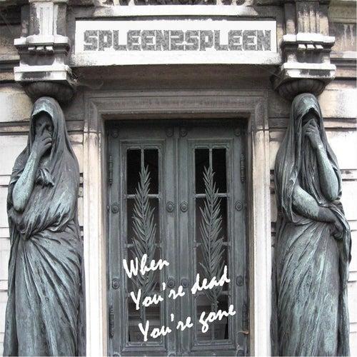 When You're Dead You're Gone by Spleen2spleen
