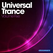 Universal Trance Volume Five - EP by Various Artists
