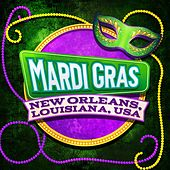Mardi Gras, New Orleans, Louisiana, USA von Various Artists