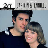 20th Century Masters: The Millennium... by Captain & Tennille