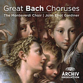 Great Bach Choruses von Various Artists