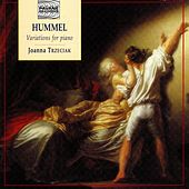 Hummel: Variations for Piano by Joanna Trzeciak