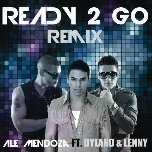 Ready to Go by Ale Mendoza