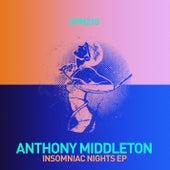 Insomniac Nights EP by Anthony Middleton