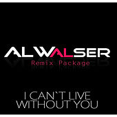 I Can't Live Without You (Remix Package) by Al Walser