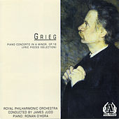 Grieg - Piano Concerto In A Minor, Op. 16 And Lyric Pieces (selection) by Royal Philharmonic Orchestra