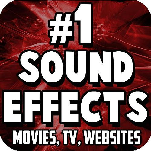 #1 Sound Effects for Movie, TV, and Websites by Sound Effect Factory