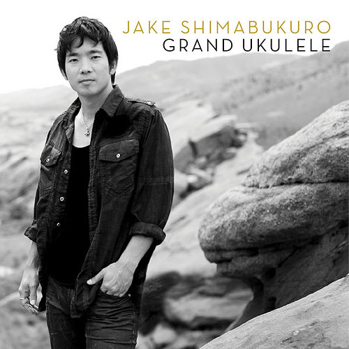 Grand Ukulele by Jake Shimabukuro