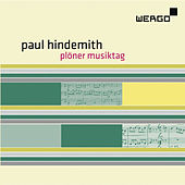 Paul Hindemith: Plöner Musiktag by Dietrich Henschel