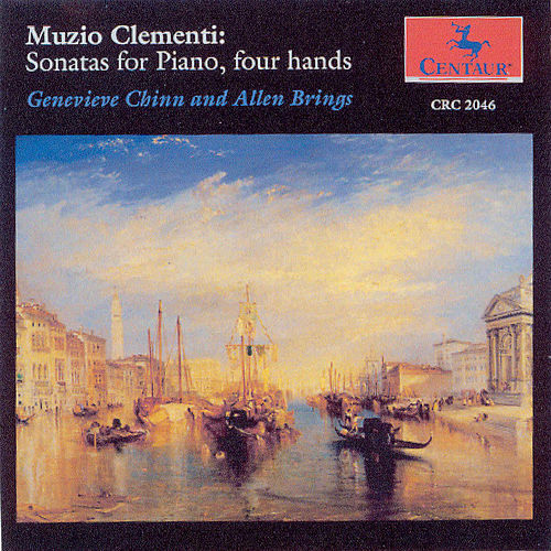 Muzio Clementi: Sonatas For Piano, Four Hands by Muzio Clementi