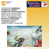 Mathis de Maler, Symphonic Metamorphosis, Variations on a Theme by Hindemith by Various Artists